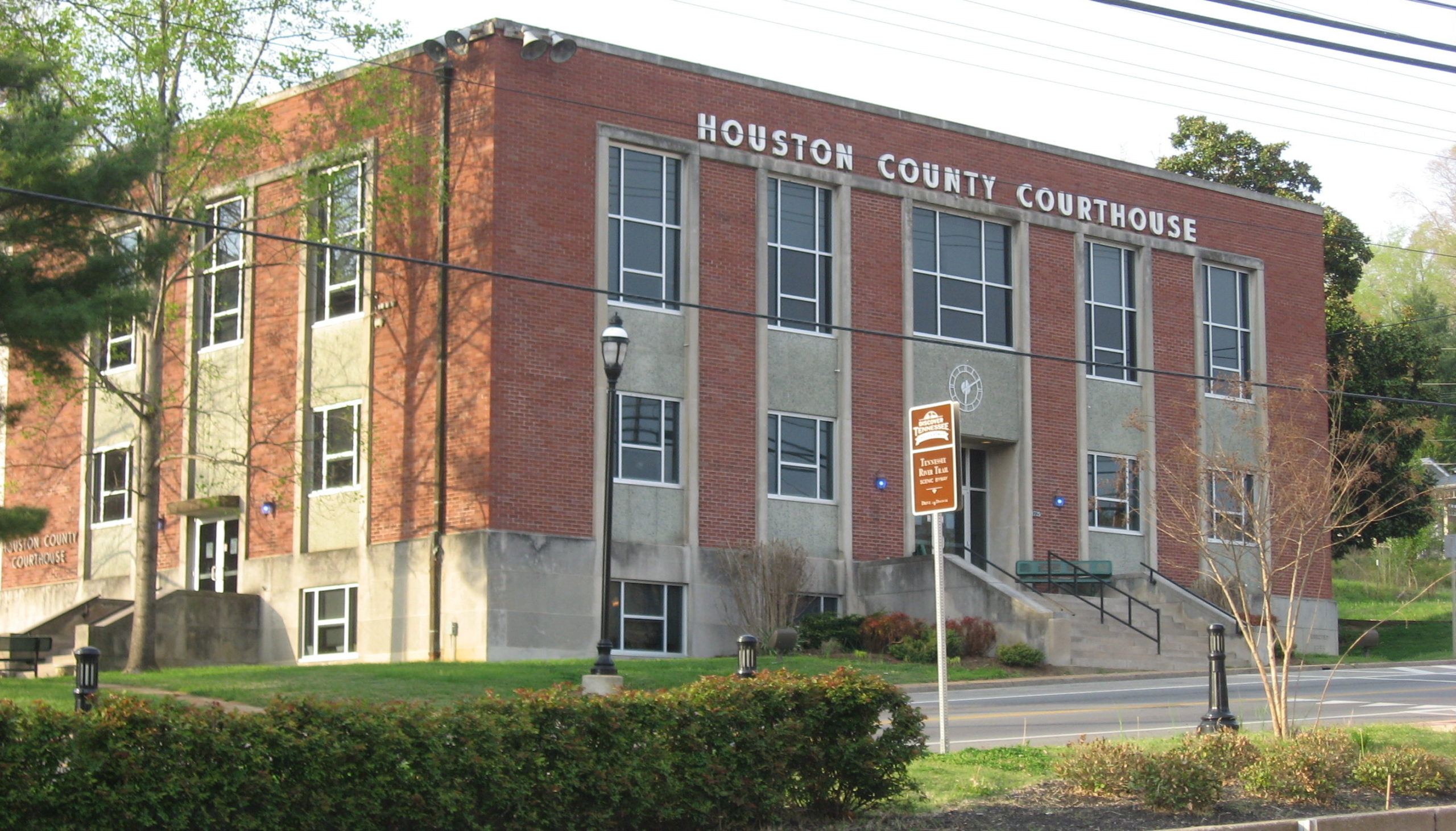 Houston County Courthouse Extension office